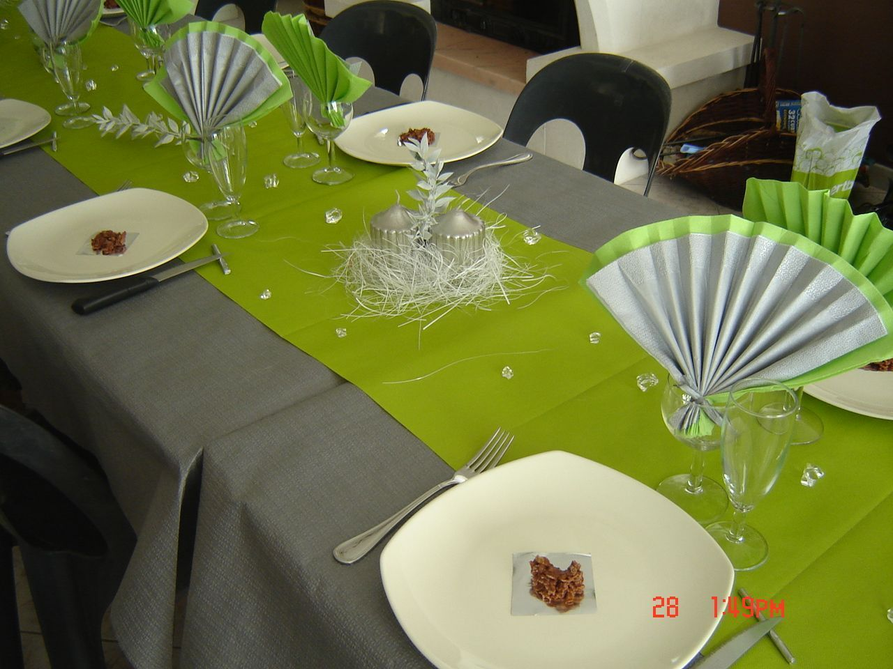 Deco de tables - Deco table d anniversaire ...